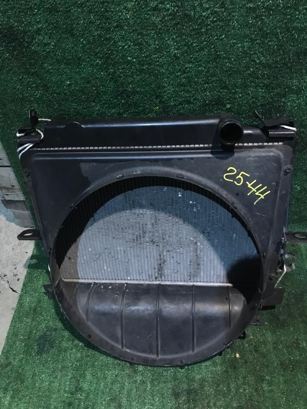 Радиатор двигателя Isuzu Forward 6HL1