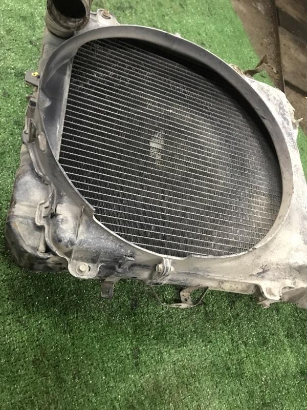 Радиатор двигателя Mazda Titan WG5AT XA
