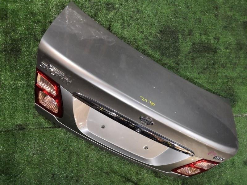 Крышка багажника Nissan Bluebird Sylphy QG10 QG18DE