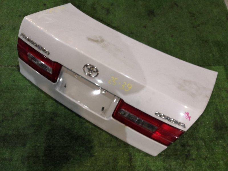 Крышка багажника Toyota Corona Premio ST215 3S-FE 1996