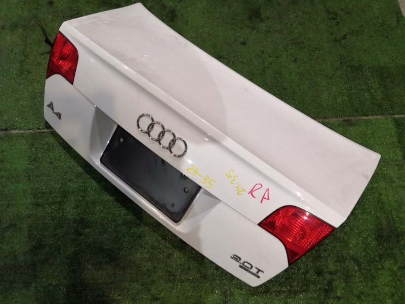 Крышка багажника Audi A4 BWE 2006