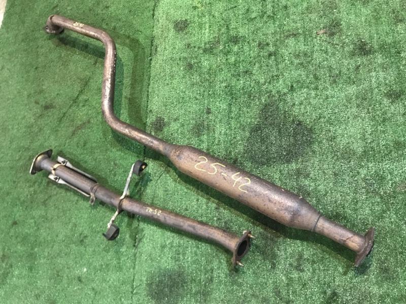 Труба приемная глушителя Mazda Familia BJ5P ZL