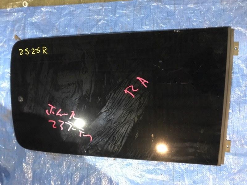 Стекло боковое Honda Stepwgn RF1 B20B правое