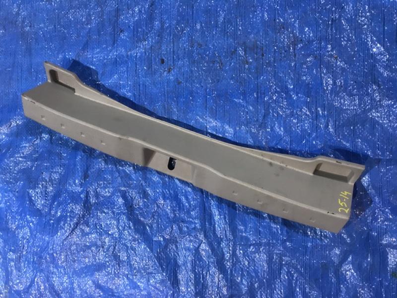 Накладка багажника Daihatsu Boon M610S 1KR-FE