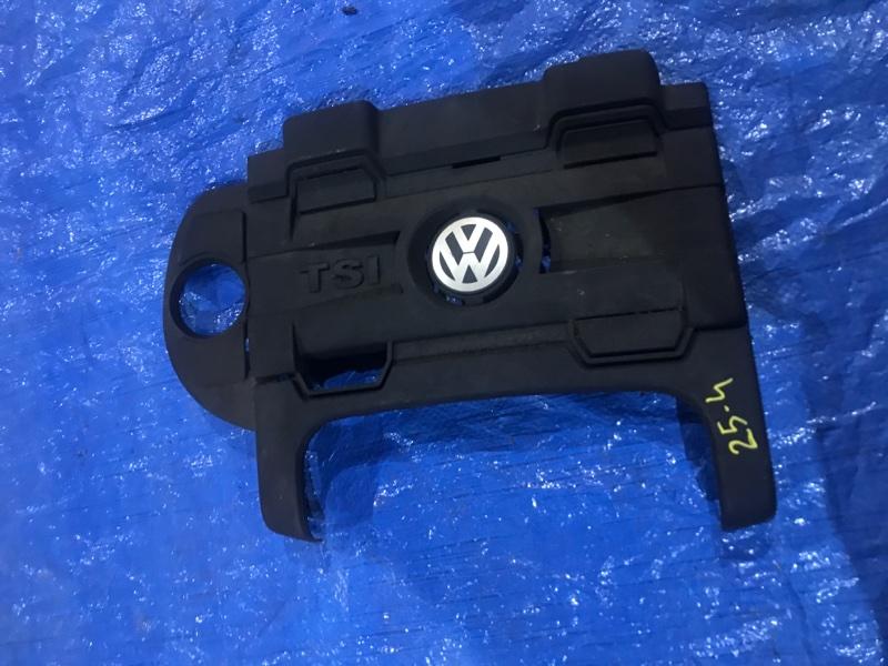 Крышка на двигатель декоративная Volkswagen Touran CAV 2012