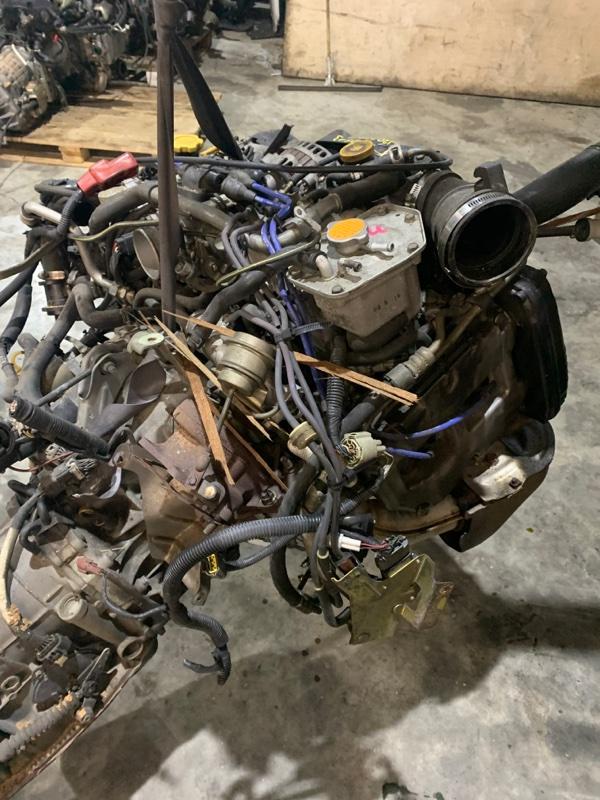 Проводка двигателя Subaru Forester SF5 EJ20