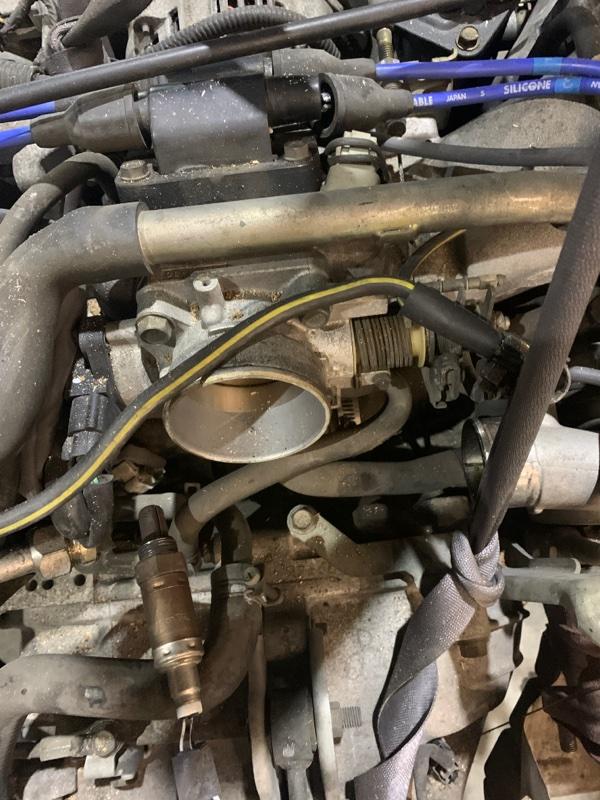 Заслонка дроссельная Subaru Forester SF5 EJ20