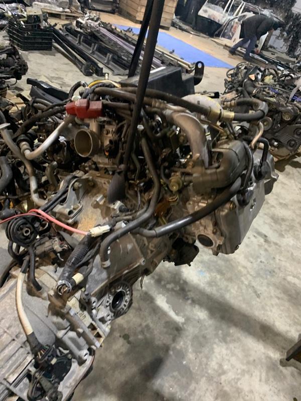 Проводка двигателя Subaru Impreza GD2 EJ15