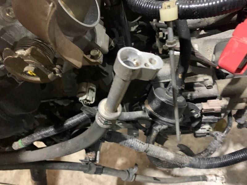 Шланг кондиционера Honda Stream RN3 K20A