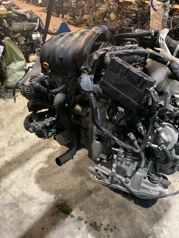 Проводка двигателя Nissan Tiida C11 HR15DE