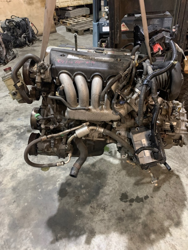 Проводка двигателя Honda Stepwgn RG1 K20A