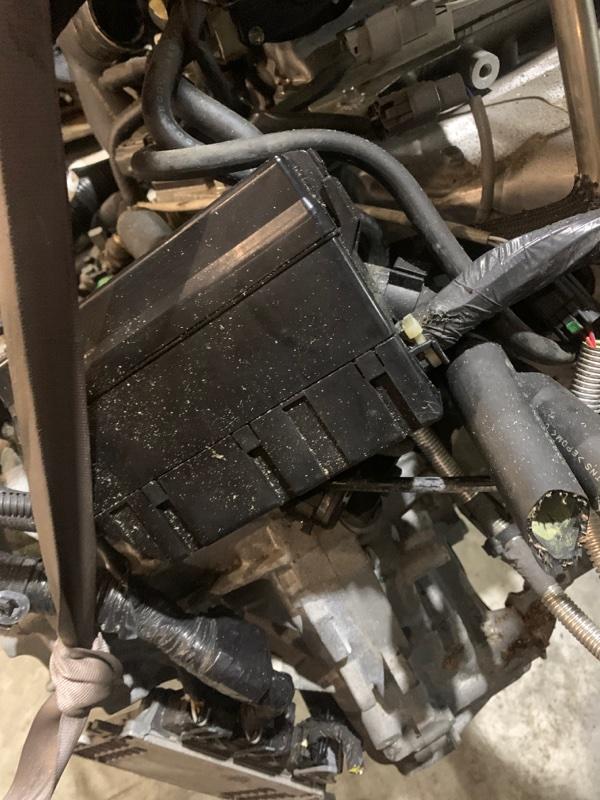 Блок реле и предохранителей Nissan Tiida C11 HR15DE