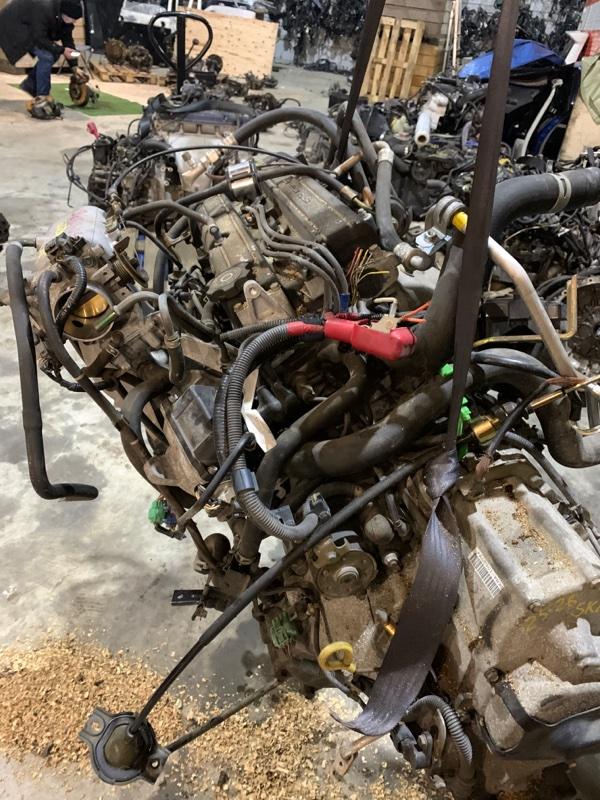 Проводка двигателя Honda Stepwgn RF1 B20B