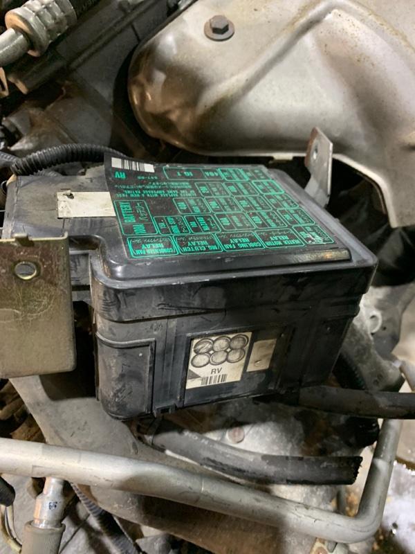 Блок реле и предохранителей Honda Stepwgn RF1 B20B