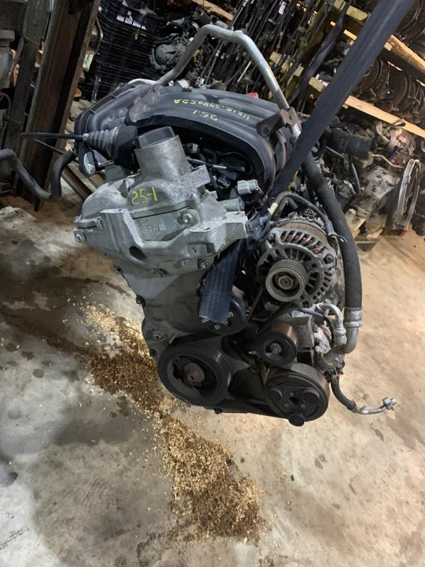 Проводка двигателя Nissan Cube Z12 HR15DE