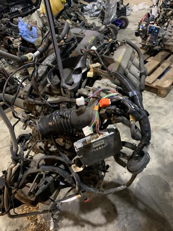 Проводка двигателя Mazda Familia BJ5P ZL