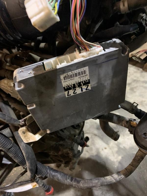 Блок управления двс Mazda Familia BJ5P ZL