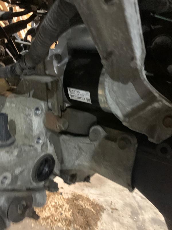 Стартер Mazda Familia BJ5P ZL