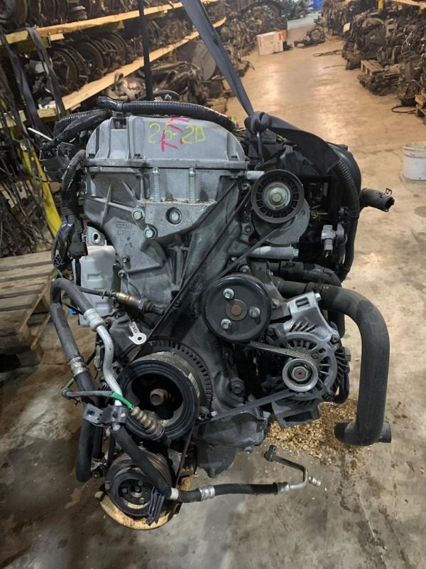 Двигатель Mazda Biante CCEFW LF