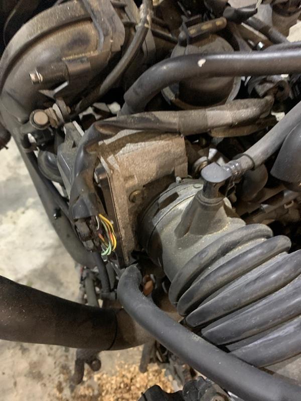 Заслонка дроссельная Mazda Biante CCEFW LF
