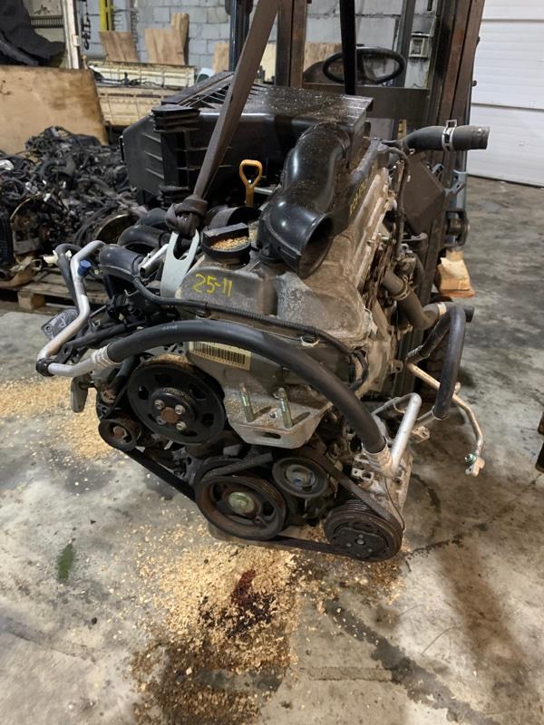Двигатель Suzuki Splash XB32S K12B