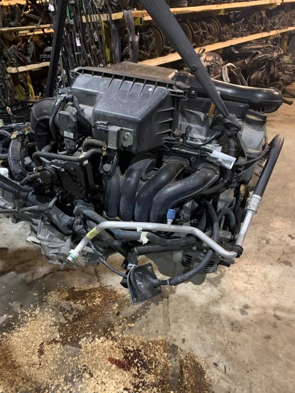 Проводка двигателя Suzuki Splash XB32S K12B