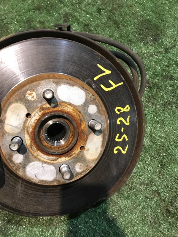 Диск тормозной Toyota Funcargo NCP20 2NZ-FE передний левый