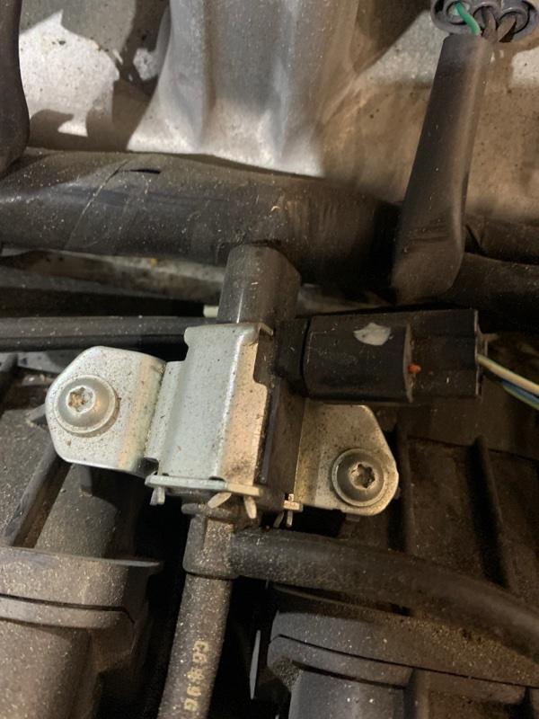 Датчик вакуумного усилителя Mazda Biante CCEFW LF