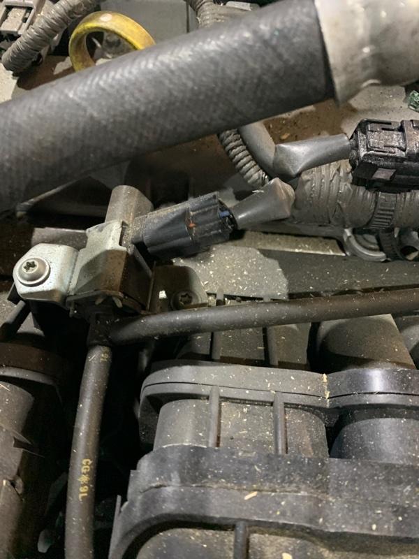 Датчик вакуумного усилителя Mazda Atenza GHEFW LF-VE