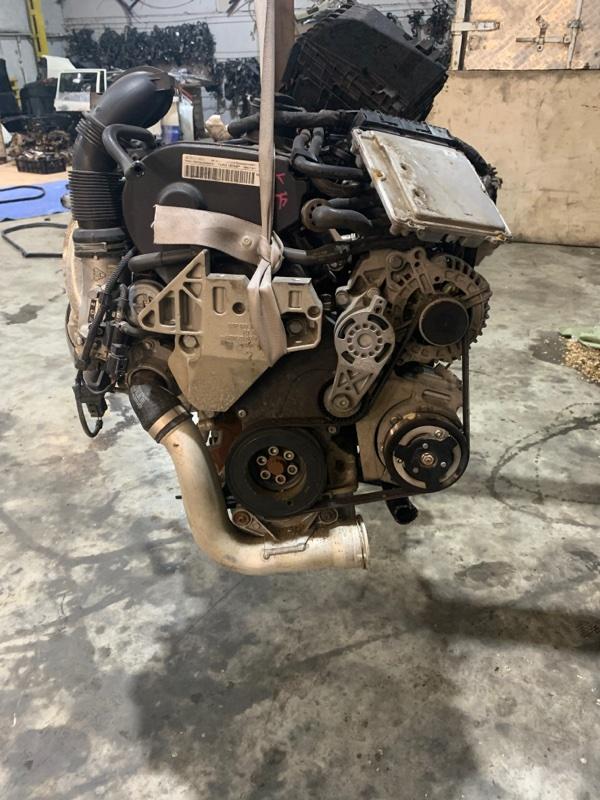 Двигатель Volkswagen Passat BWA 2008