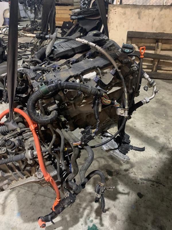 Проводка двигателя Honda Civic FD3 MF5