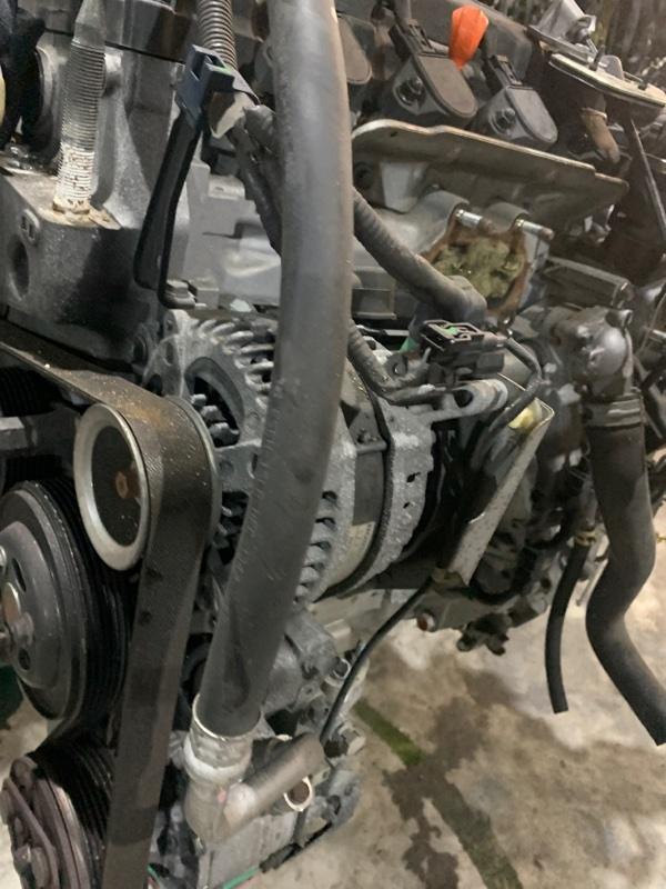 Генератор Honda Stream RN8 R20A