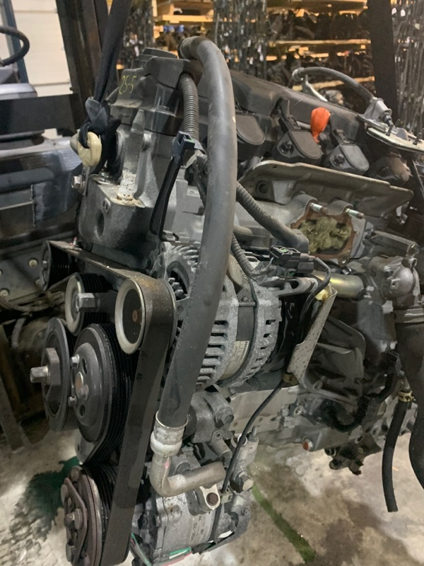 Шланг кондиционера Honda Stream RN8 R20A