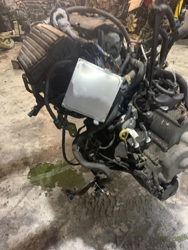 Проводка двигателя Honda Stream RN1 D17A