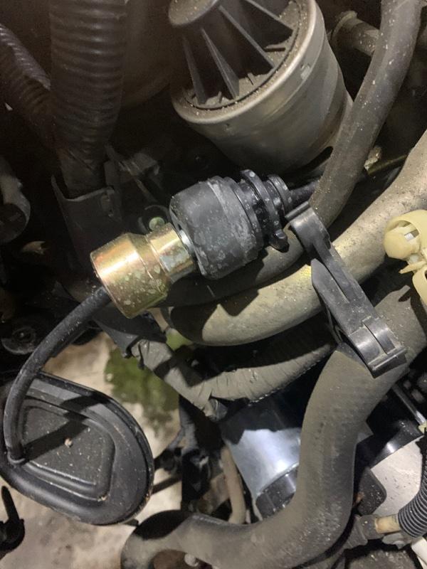 Трос кпп Honda Stream RN1 D17A