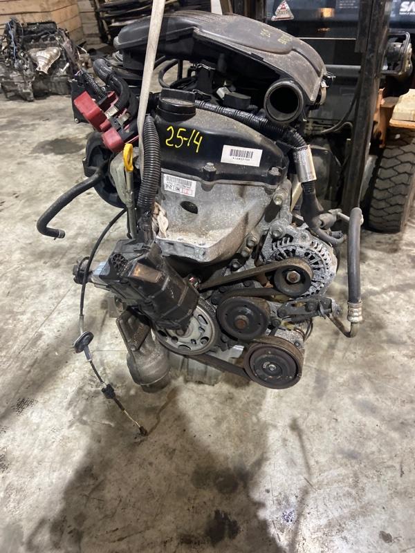 Двигатель Daihatsu Boon M610S 1KR-FE