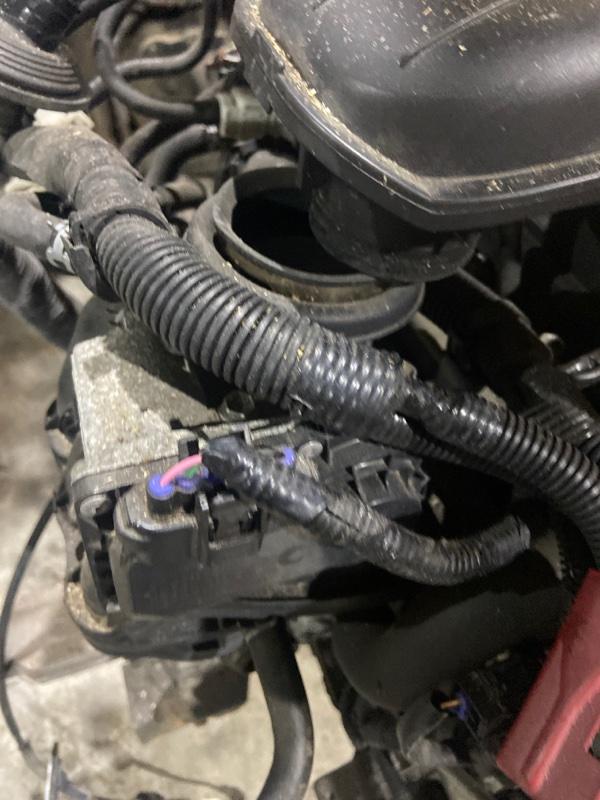Заслонка дроссельная Daihatsu Boon M610S 1KR-FE