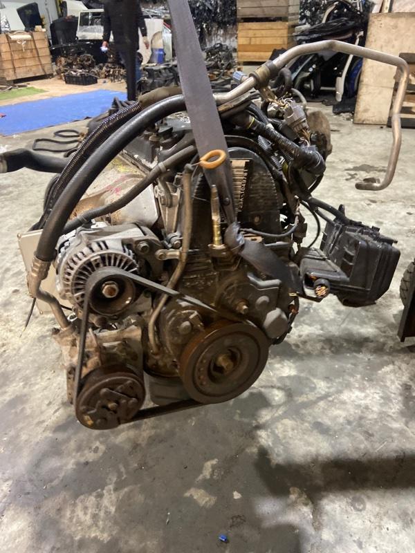 Двигатель Honda Accord Wagon CF7 F23A