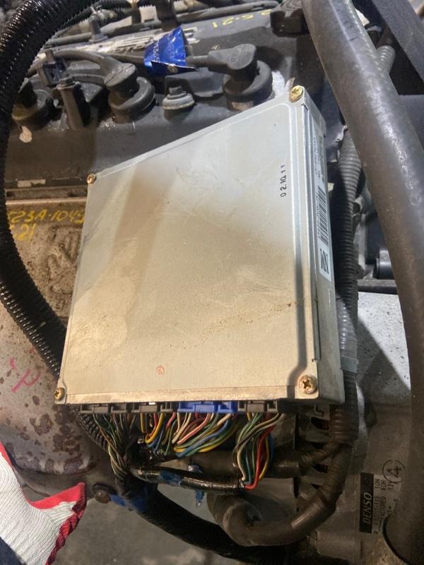 Блок управления двс Honda Accord Wagon CF7 F23A