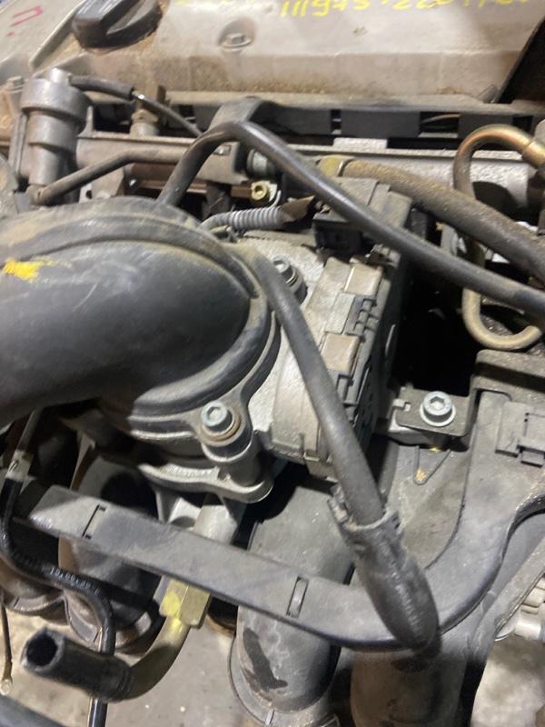 Заслонка дроссельная Mercedes-Benz Slk 230 Kompressor 111.973 1998