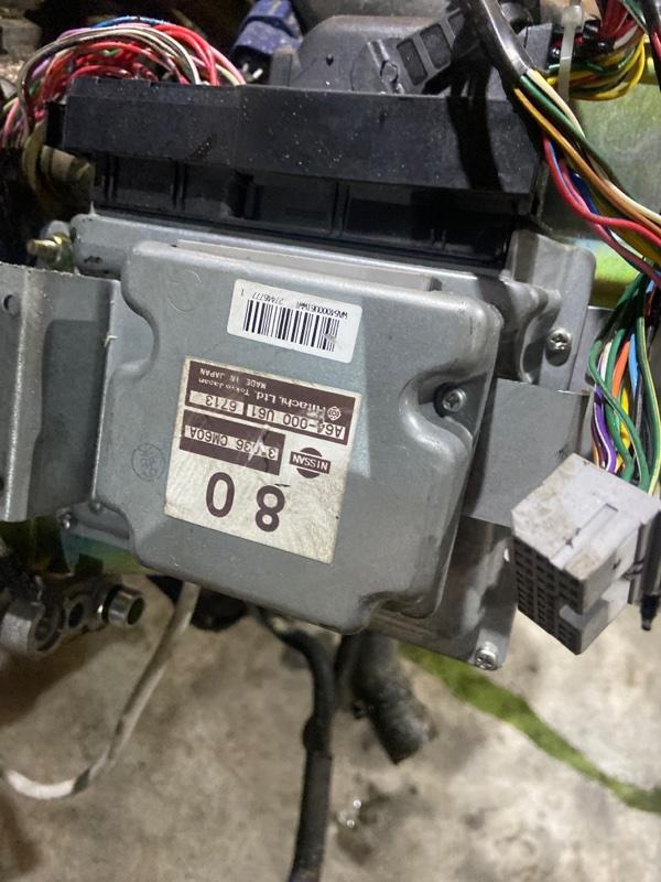 Блок управления двс Nissan Presage TU31 QR25DE