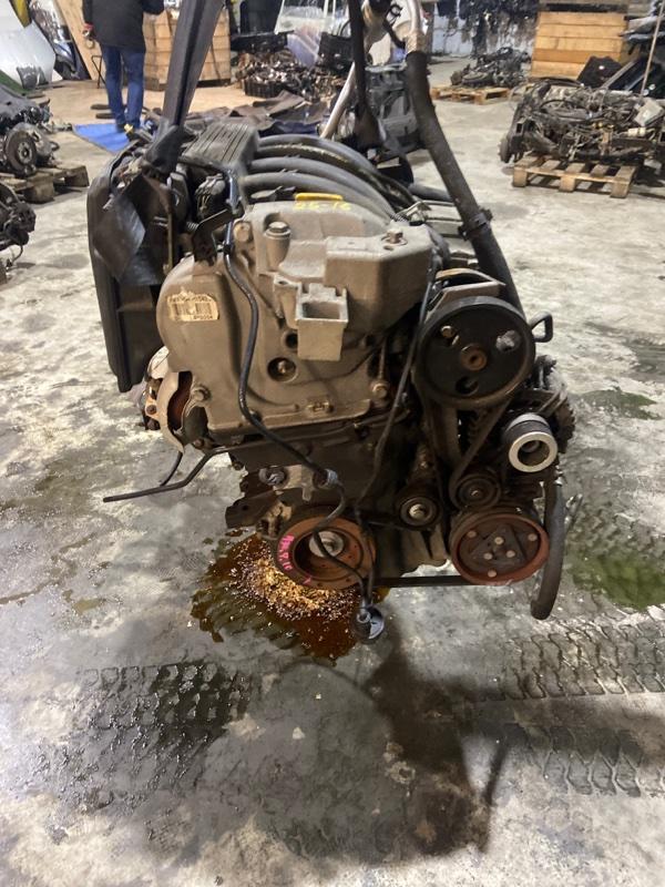 Двигатель Renault Kangoo K4M