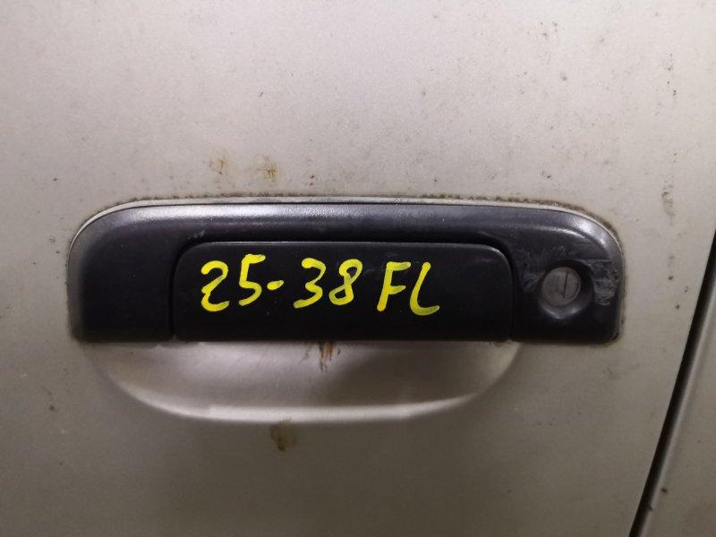 Ручка наружная Toyota Hiace KZH106W 1KZ-TE передняя левая