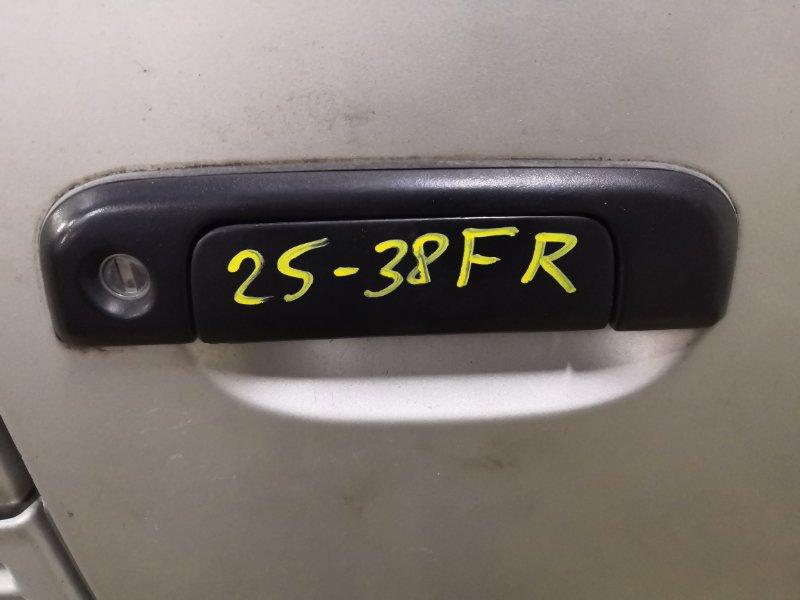 Ручка наружная Toyota Hiace KZH106W 1KZ-TE передняя правая
