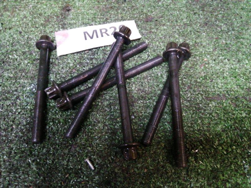 Болт головки блока цилиндров Nissan MR20