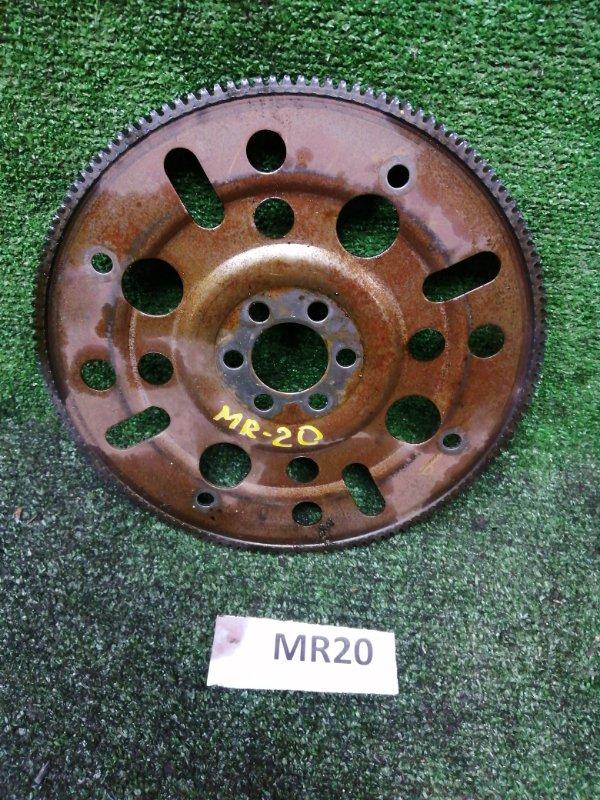 Маховик Nissan MR20