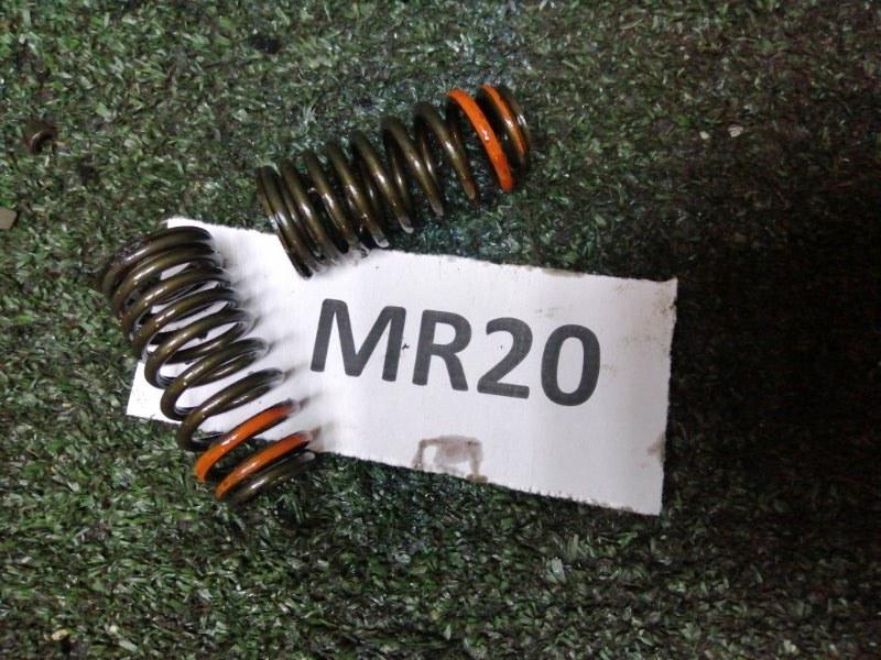 Пружина клапана Nissan MR20
