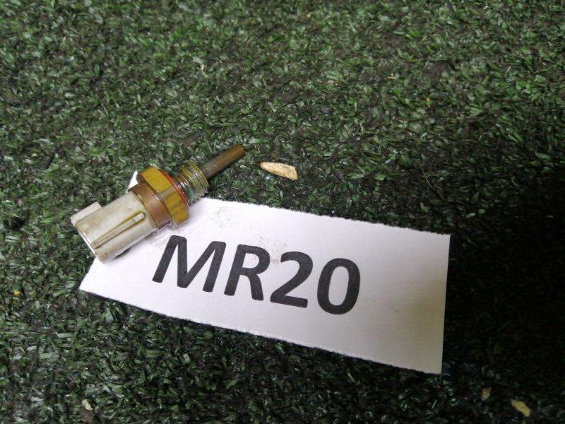 Датчик температуры охлаждающей жидкости Nissan MR20
