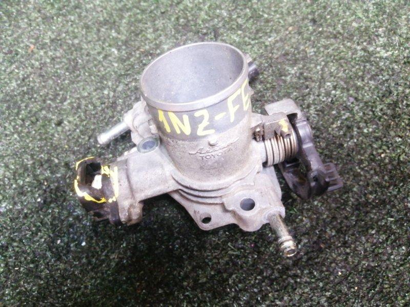 Заслонка дроссельная Toyota 1NZ-FE