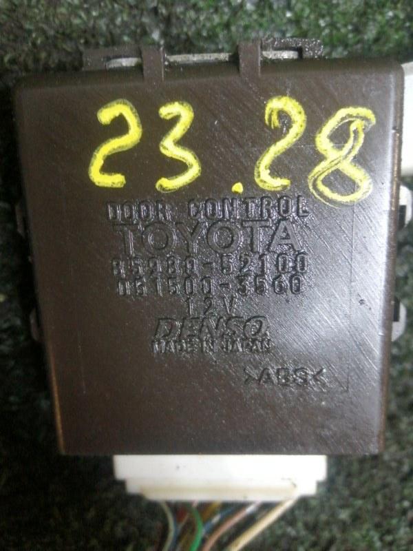 Блок управления дверьми Toyota Funcargo NCP20 2NZ-FE